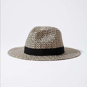Ann Taylor Loft Straw Hat
